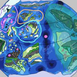 New map of Haesi
