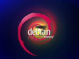 Debian7-wallpaper361977 by MiroZarta