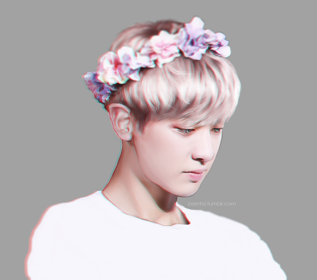 Exo Chanyeol LuckyOne by bornto-i on DeviantArt