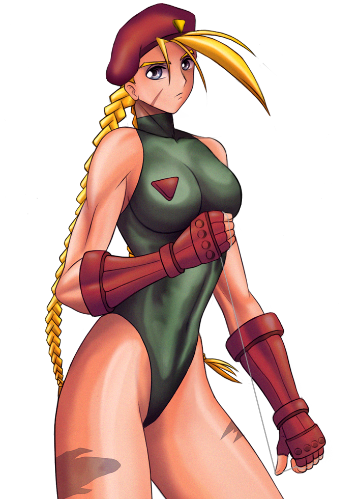 Cammy White by BlackExcell