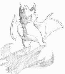Ketober #2: Smart but Rude by KERNOS-BAT