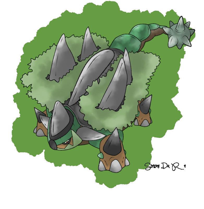 Torterra Mega Evolution