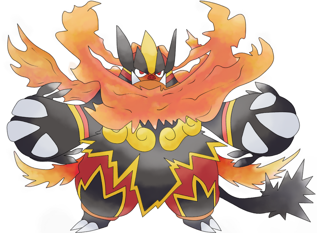 emboar mega evolution card - photo #7