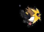 Sparkowl - Pokemon Xenoverse