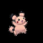 Pikachu X (FAIRY) - Pokemon Xenoverse