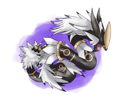 Dragalisk (Pokemon Xenoverse Legendary REVAMPED)