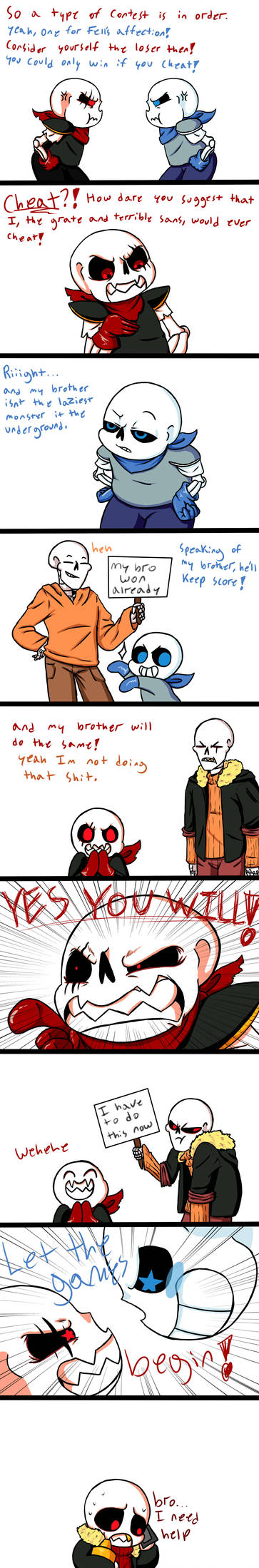 undertale crap by Afteel-Nifty on DeviantArt