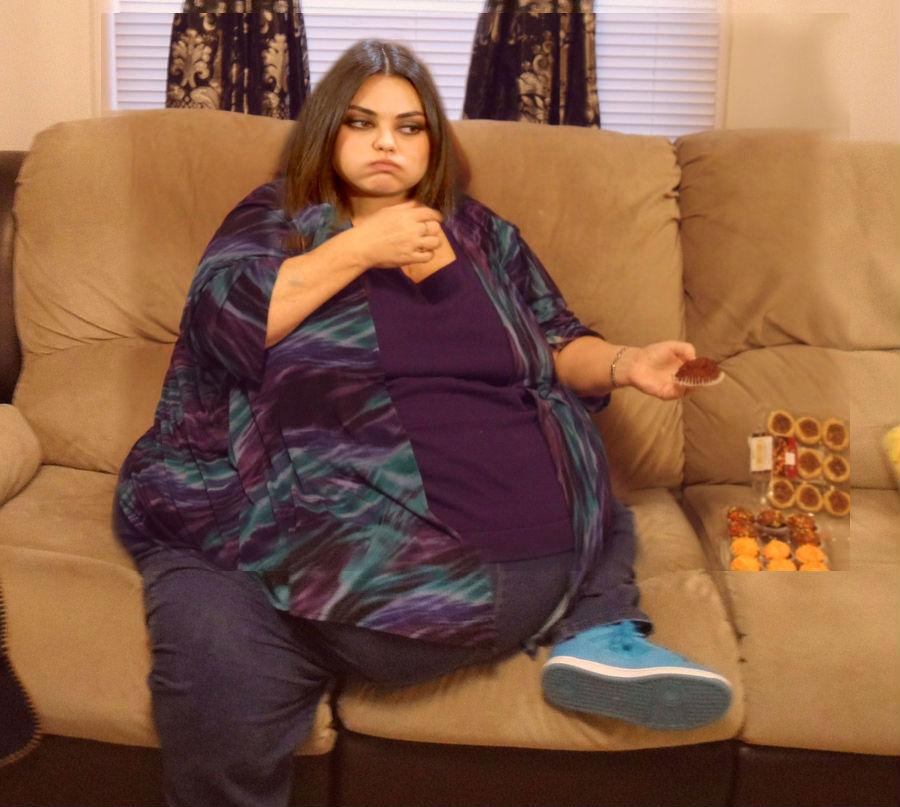 Mila kunis 2018 weight gain