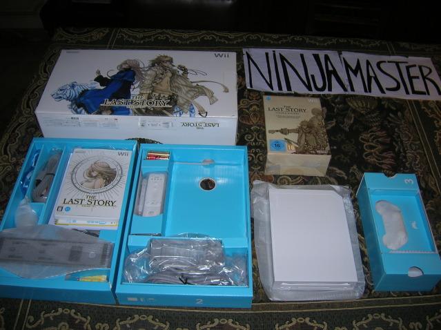 Dettaglio console bundle Jap Wii by ninjamaster76