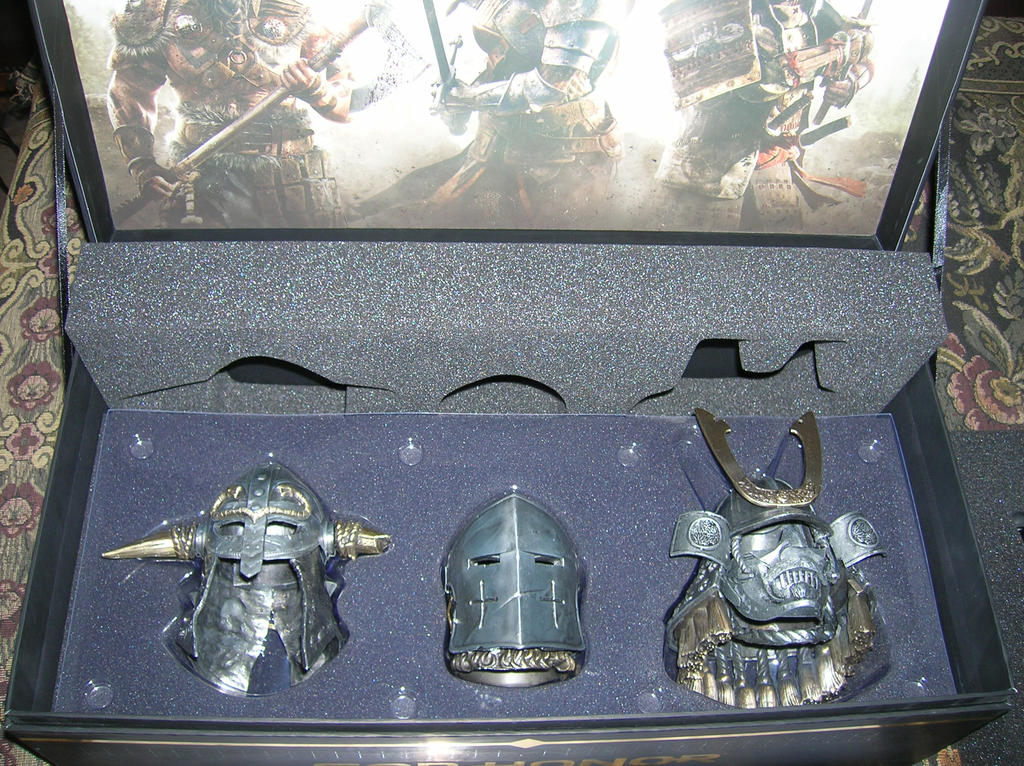 Dettaglio collector For Honor by ninjamaster76