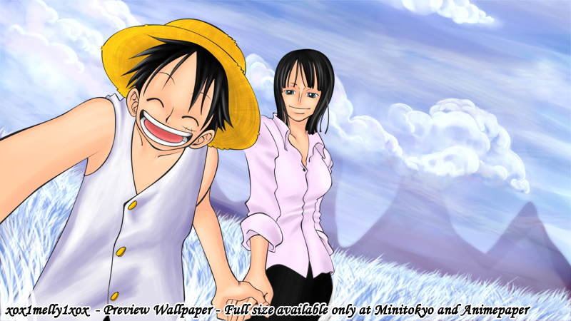 One piece couples page 446 - One piece luffy x robin ...