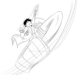 Luffy - Crazy