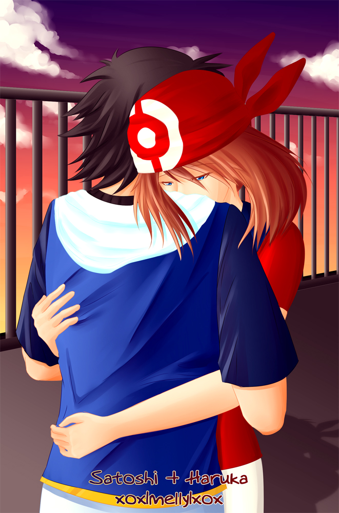 [Image: satoshi___haruka___hug_color_by_xox1mell...3kl7dg.jpg]