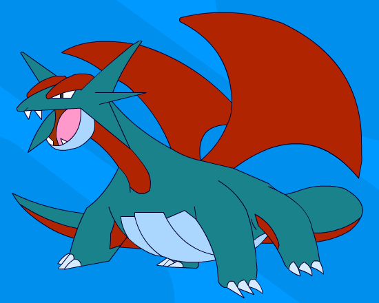 Best moves for salamence to learn