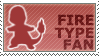 .:Fire-Type Fan:. by DietHandGrenade
