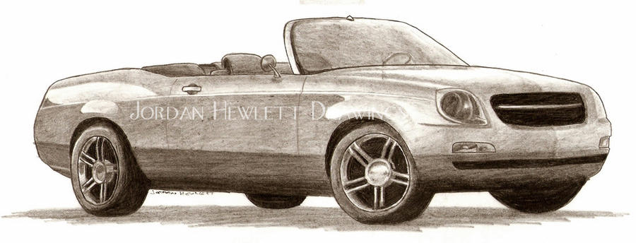2002 Chevrolet Bel Air Concept By Jordanhewlett On Deviantart