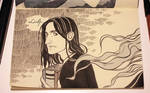 severus and lily by paranoiac-lo