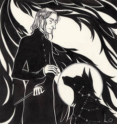 Severus and Sirius