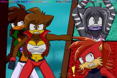 [Sonic/Oc] Fiona kidnaps Midnight part.2 by michelle-bandi-wolf