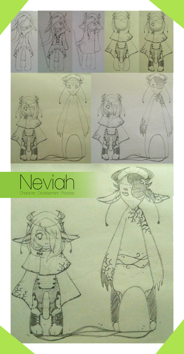 Character Design Chart : Character design process chart neviah by