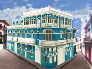casa casco antiguo Panama