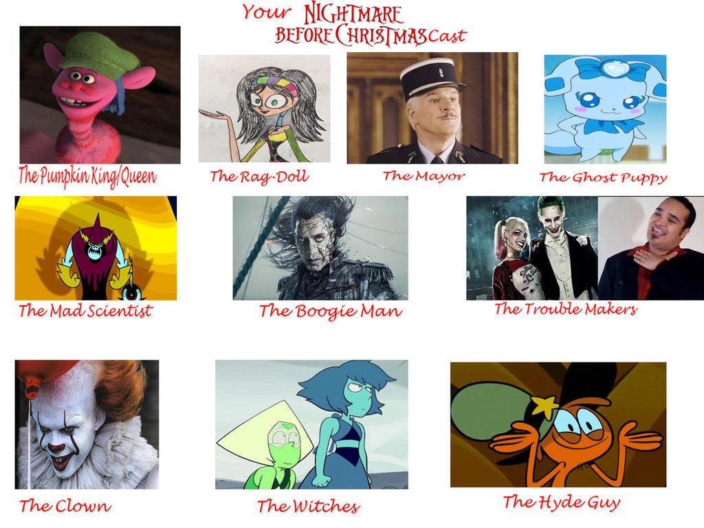 My Nightmare Before Christmas parody Meme by TheNightmareGoddess on ...