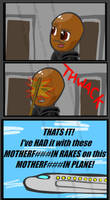 ON-A-PLANE -comic- by generalley-cool