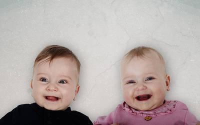 happy kids...