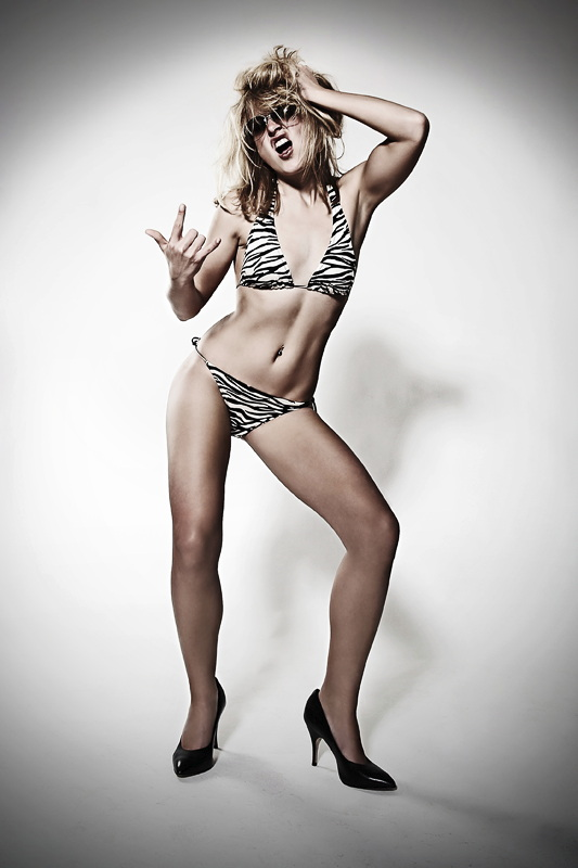Anni rocks... by omdot