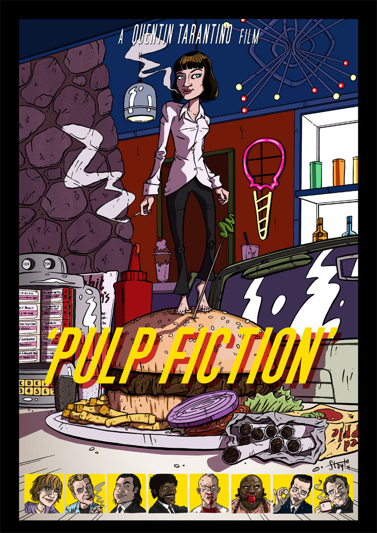 pulp fiction 12