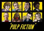 Pulp Fiction cast...