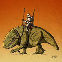 Dewback. by stayte-of-the-art