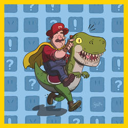 Super Mario World by stayte-of-the-art