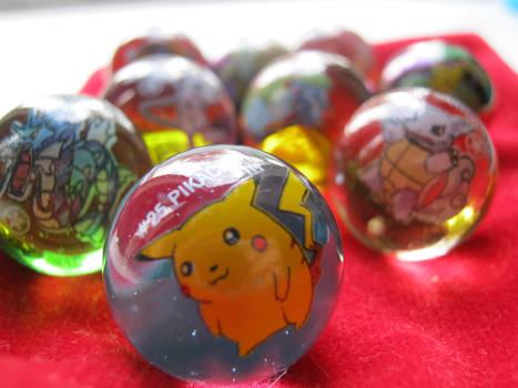 Poke' Marbles