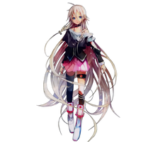 Vocaloid IA render by joanah009