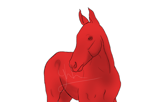 Your Horse Here } Foal Edition } open (300 points)