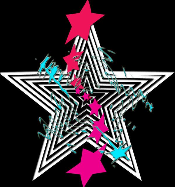 Stars by selenameeka