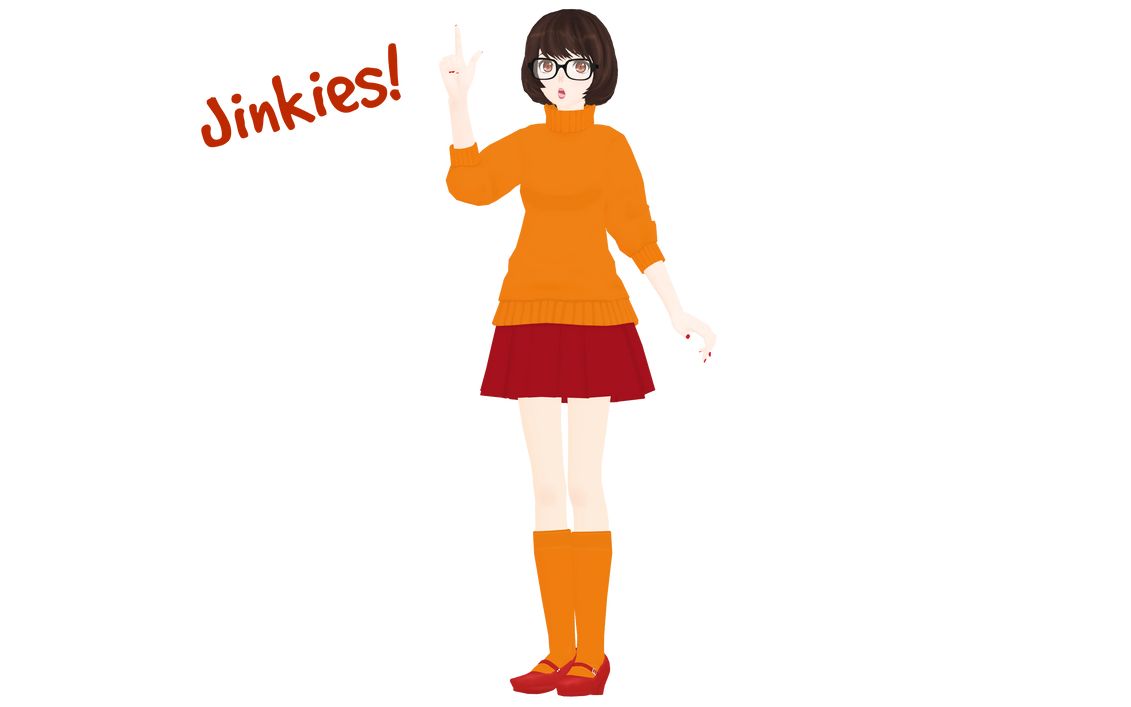 Jinkies!! by capricova