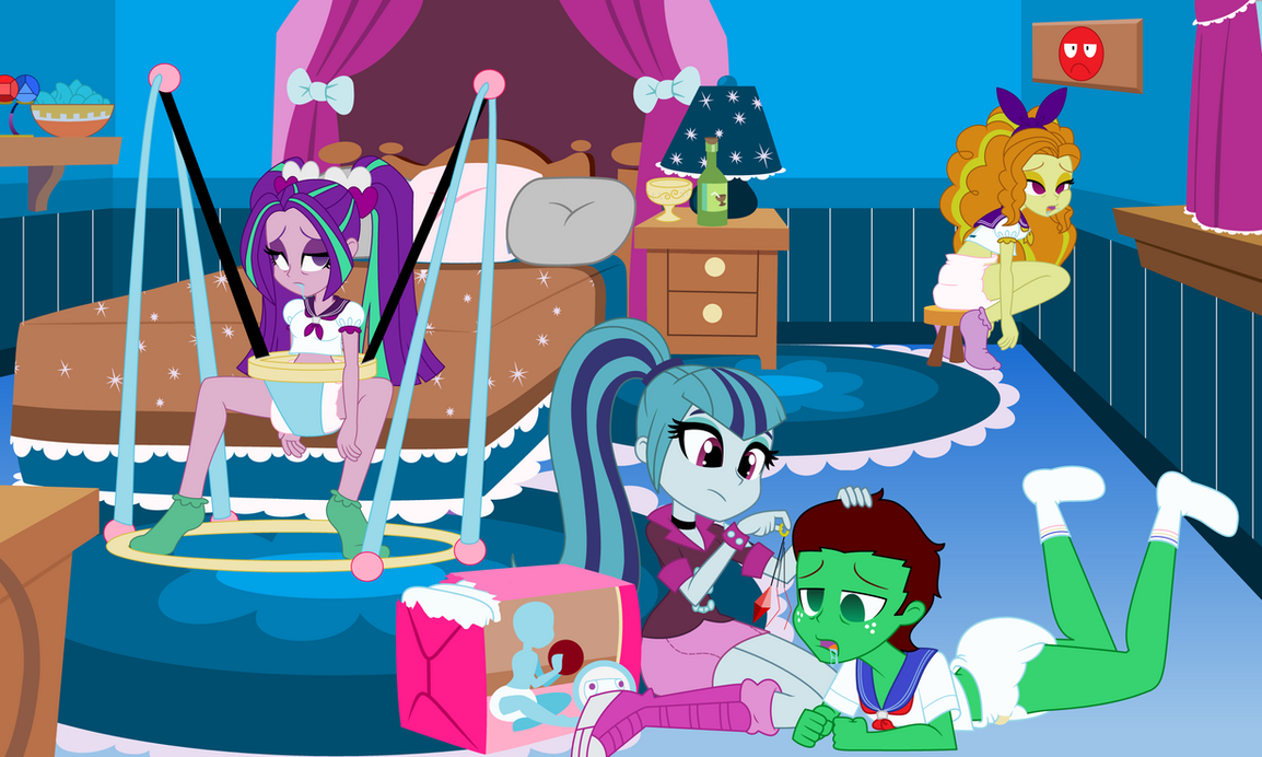 Sonata S Hypnotherapy Training Gone Wrong By Evilfrenzy On
