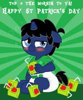 Happy St Patricks Day by EvilFrenzy