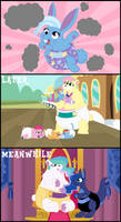Petting Zoo Expands Though All Equestria by EvilFrenzy
