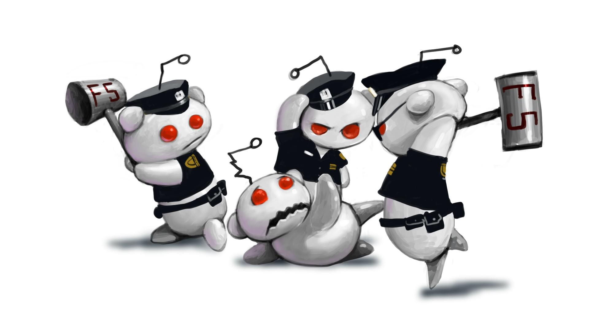 Reddit - Reddit Police Squad