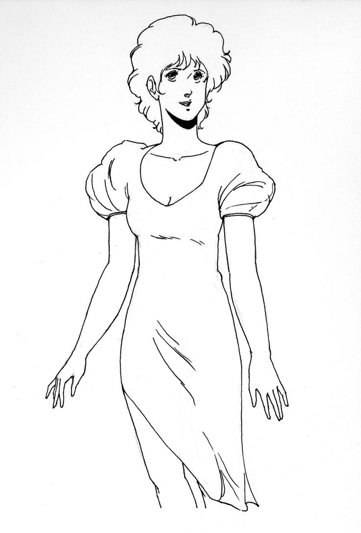 Gown by L-Lokakuu