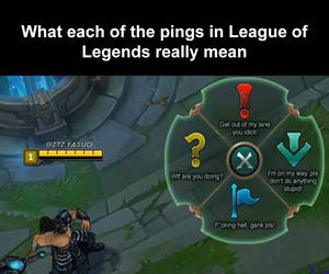 The real meaning behind each ping by turfex