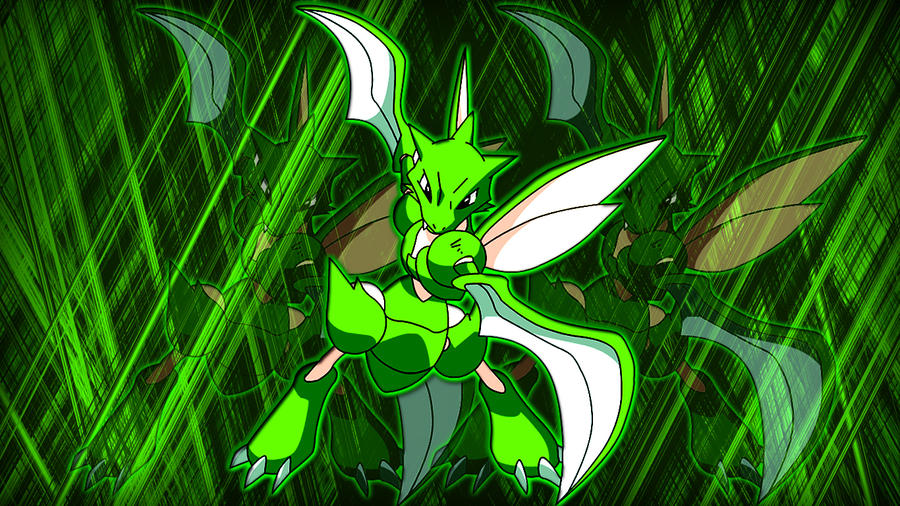 scyther 2 pokemon - photo #30