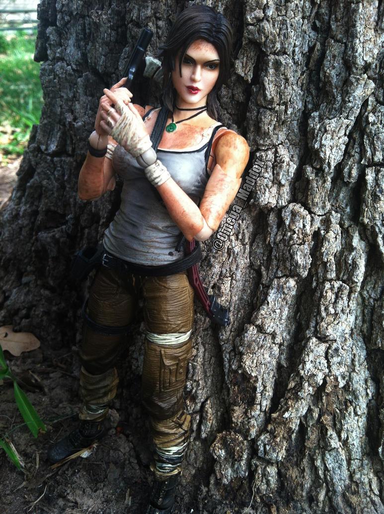 Lara Croft by OmegaMaddox