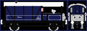 NWR - Toad The Breakvan