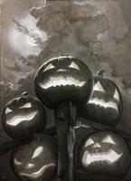 Five Little Pumpkins by sarahfinnigan