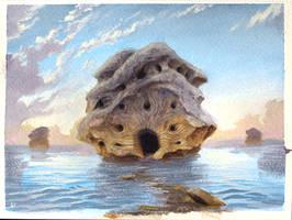 The Rocks 1 by sarahfinnigan