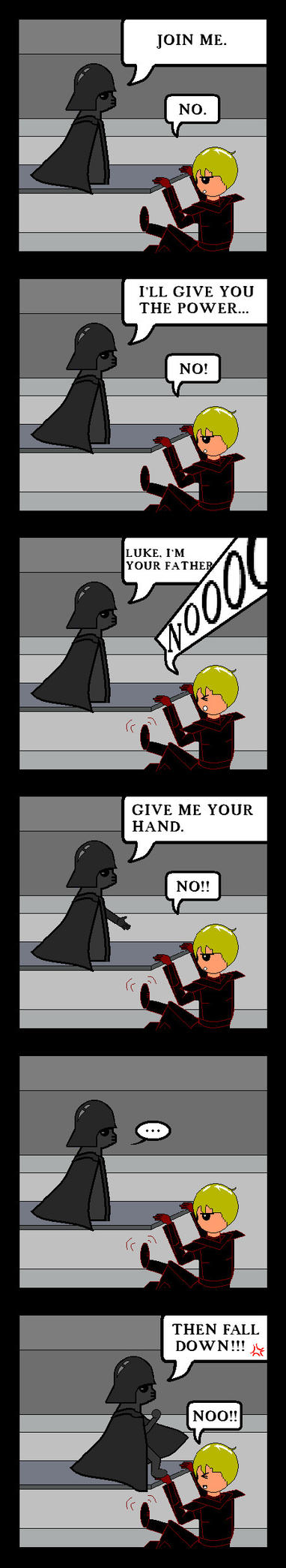 Darth V Skywalker No.1 by Fosterlane